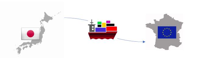 import export schema