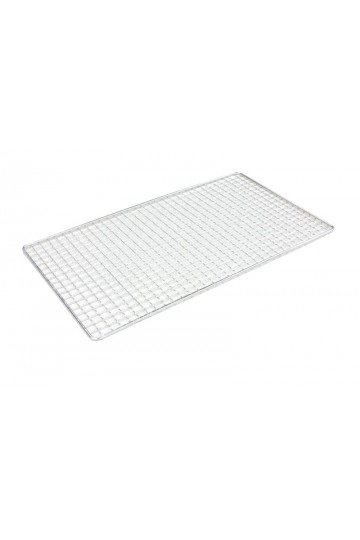 Grill for rectangular table grill - 23 x 40 cm