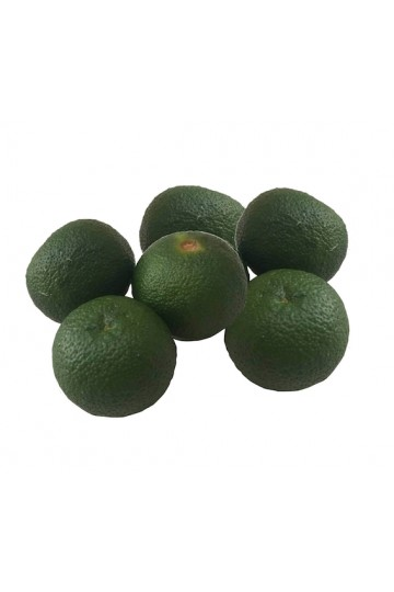 Tokushima fresh sudachi citrus - 6 pieces