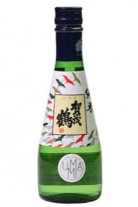 Saké Kamotsuru Junmai Ginjo Itteki Nyukon 300 ml