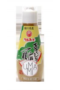 Mayonnaise de miso au shiso vert
