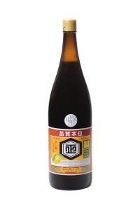 Sauce yuzu ponzu Shibanuma 1800 ml