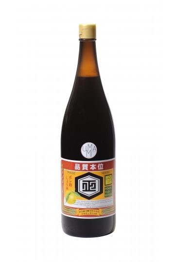 Shibanuma Yuzu Ponzu Sauce - 1800 ml
