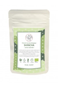 Organic green tea Shincha Saemidori