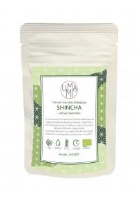 Thé vert Shincha Saemidori biologique 50g