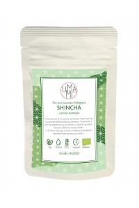 Organic green tea Shincha Asatsuyu 50g