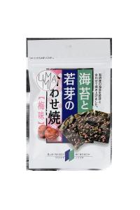 Chips de nori et wakamé goût ume