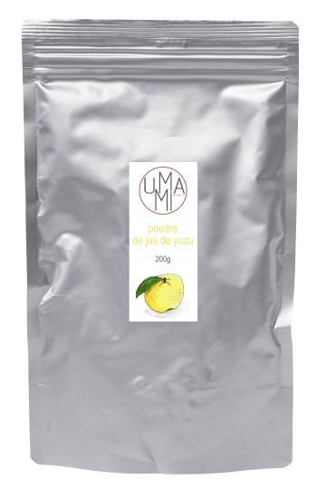 Yuzu Juice powder 200g