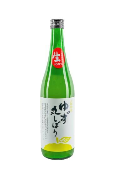 Jus de yuzu pressé à la main 720 ml