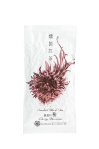 Thé noir fumé au cerisier japonais sakura 50g