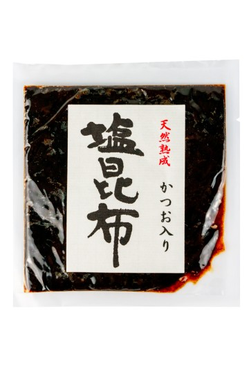 Tsukudani of kombu with bonito 75g