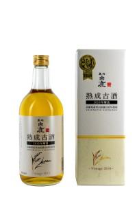 """Sake """"Jukusei Koshu"""" matured 10 years 720ml (17,5°)"""