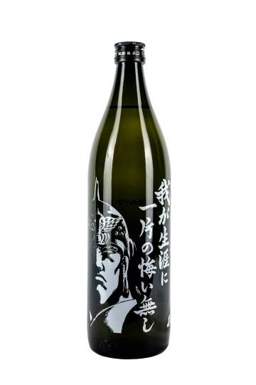 "Spirit drinks Shochu of sweet potato ""Fist of the North Star"" 900ml (Raoh) (25% Vol.)"