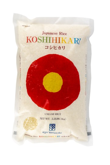 Riz japonais Koshihikari 1kg