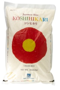 Riz japonais Koshihikari 5kg