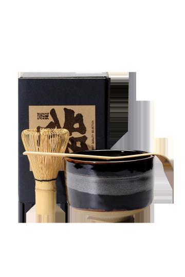 Matcha set (bowl+spatula+whisk)
