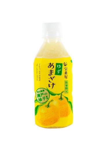 Amazake Yuzu - traditional drink made from rice 350ml