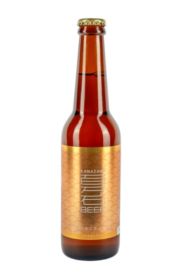 Kanazawa premium beer Koshihikari Ale 330ml (4,5% VOL.)