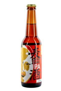 Bière premium de Kanazawa IPA 330ml 7°