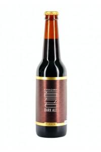 Bière premium de Kanazawa Dark Ale 330ml