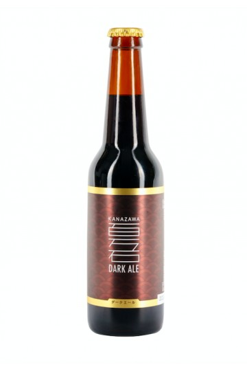 Kanazawa premium beer Dark Ale 330ml (5,5% VOL.)