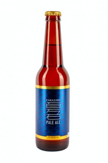 Kanazawa premium beer Pale Ale 330ml 5°