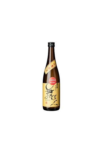 """Sake Yamahai Junmai Muroka Namagenshu """"sanQ"""" 720ml (16,2% Vol."""