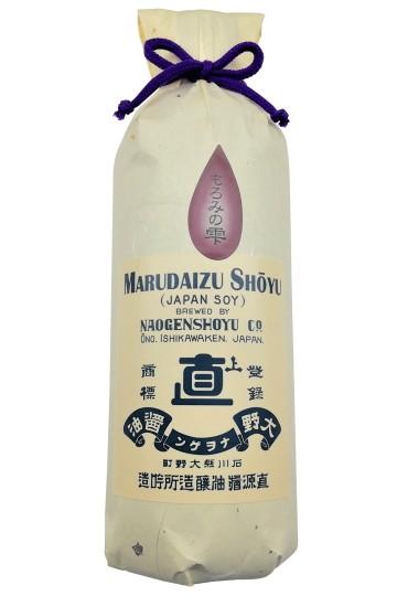 Koikuchi Marudaizu Soy Sauce Naogen 500ml