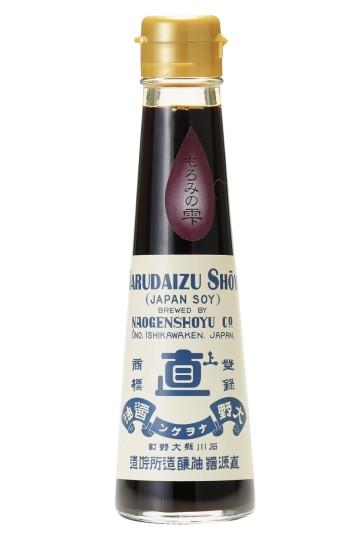 Koikuchi Marudaizu Soy Sauce Naogen 120ml