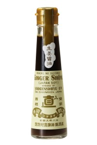 Soy sauce with ginger Naogen 120ml