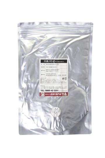 Bamboo charcoal powder (15 microns) 500g