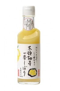Hand-pressed Yuzu Juice 200 ml
