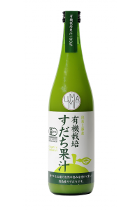 Organic Sudachi Juice 720 ml
