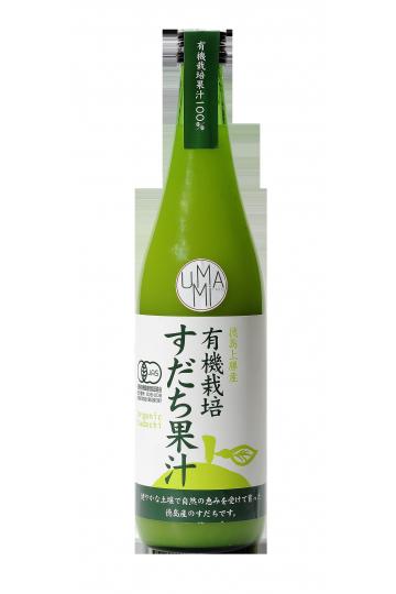 Organic Sudachi Juice 720 ml