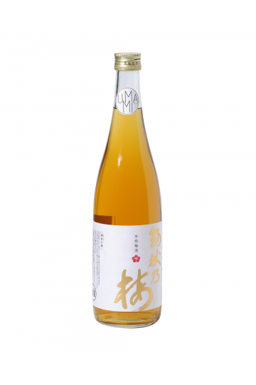 Clear Umeshu Plum Liqueur « Shakujo no Ume » 720ml (10,4% VOL.)