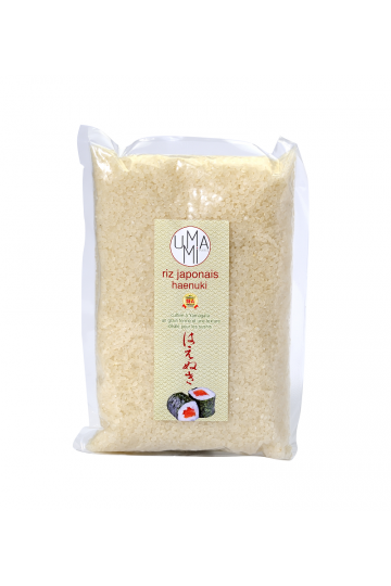 Riz Haenuki (spécial sushi) 1kg
