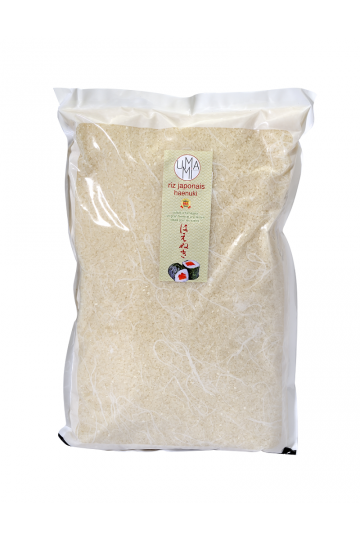 Haenuki rice for sushi 5kg