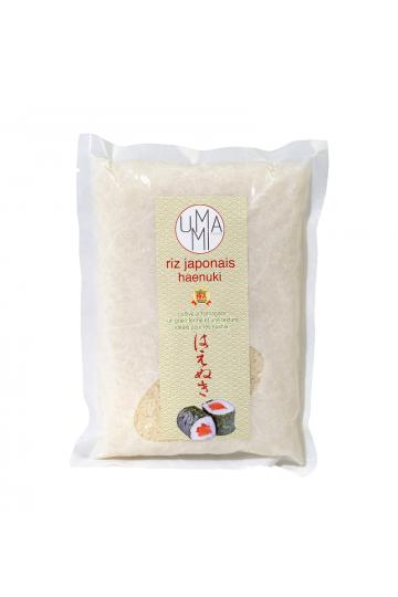 Haenuki rice for sushi