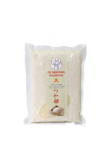 Tsuyahime rice 500g