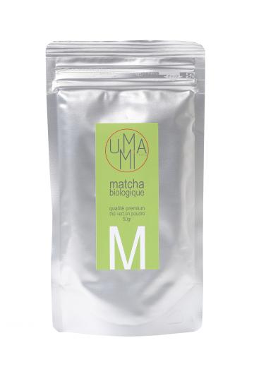 Organic Premium Matcha 50g
