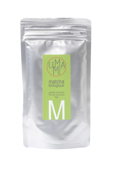 Matcha premium biologique 50 g