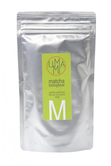 Matcha Supérieur Bio 100 g