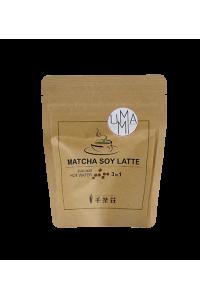 Matcha Latte instantané au lait de soja 100g