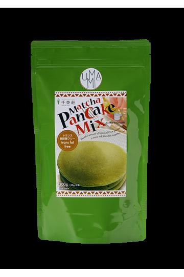 Matcha Pancake Mix 300g
