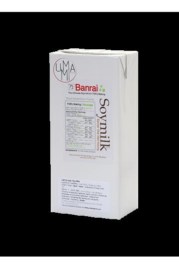 Lait de soja Banrai special tofu 1L