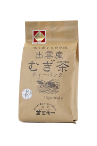 Mugicha - Roasted barley infusion (30 tea bags x 10g)