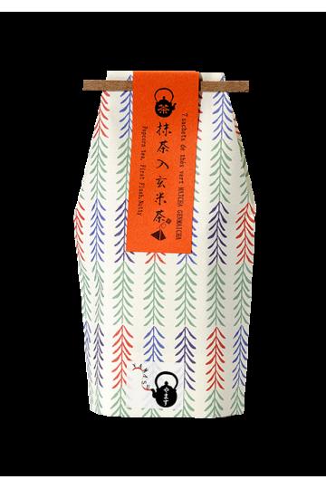 7 Hojicha with sesame teabags