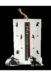 6 sachets de thé vert sencha avec figurines