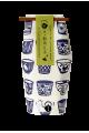 7 sachets de thé vert Genmaicha - riz soufflé + matcha 21g