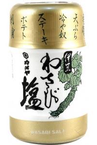 Wasabi Shio – Sel au Wasabi - 80g